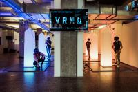 Bilder:Virtual Reality Headquarter in Hamburg