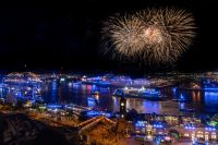 Images:Hamburg Cruise Days 2019 - Firework