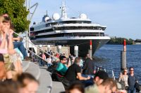 Images:Hamburg Cruise Days 2019 - Cruise ship